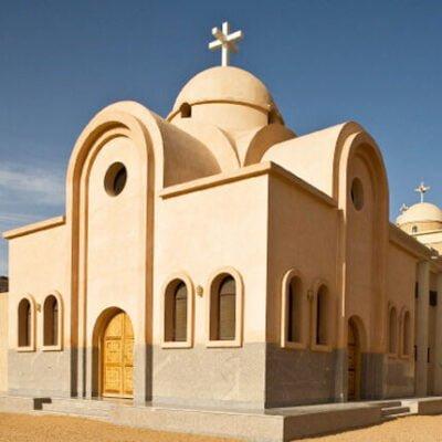 saint bishoy egypt
